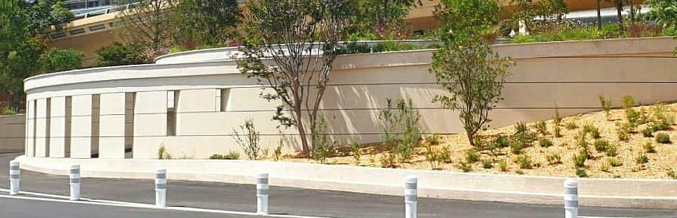 Couverture Parking du Portier - Monaco